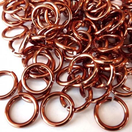 Bronzové 8,2/ 1,6 - 50 Ks