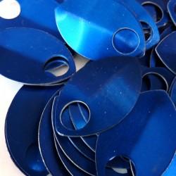 Šupiny velké modré - 10 Ks