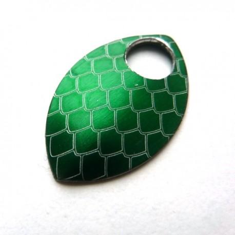 Dračí šupina malá zelená - 1 Ks