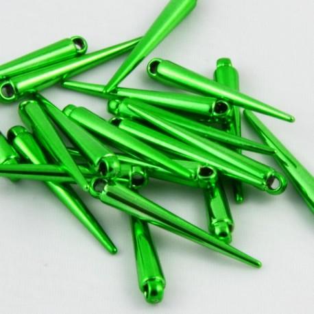 Hrot velký zelený - 1 ks