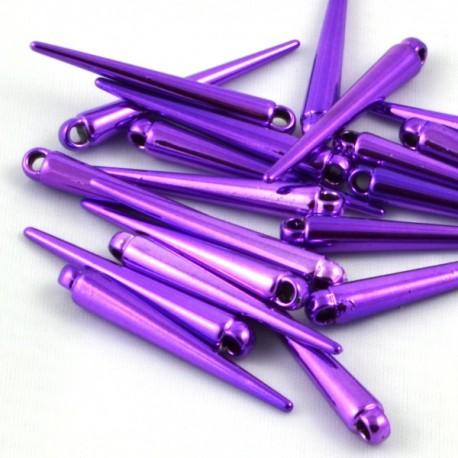 Hrot velký fialový - 1 ks