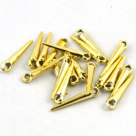 Hrot malý zlatý - 1 ks