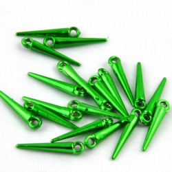 Hrot malý zelený - 1 ks