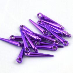 Hrot malý fialový - 1 ks
