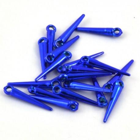 Hrot malý královsky modrý - 1 ks