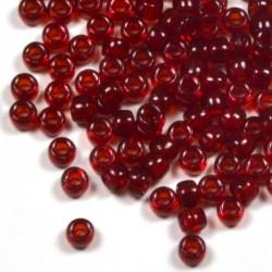 červené-průhledné - 30 ks