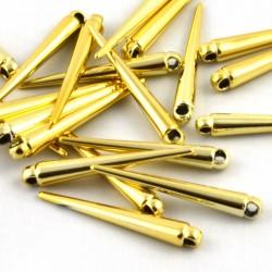 Hrot velký zlatý - 1 ks