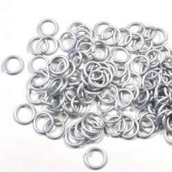 Stříbrné 6,5/ 1,2 - 100 Ks