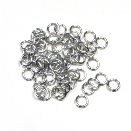 Stříbrné 4/1 - 100 Ks