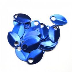Šupiny střední modré - 10 Ks
