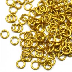 Matné barvy zlaté 4/1,2 - 100 Ks