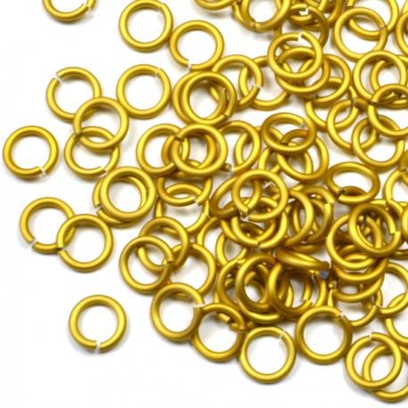Matné barvy zlaté 5/1,2 - 100 Ks