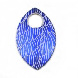 Šupina malá modrá - Fénix - 1 Ks