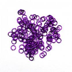 Elektricky fialové 3,3/ 0,8 - 100 Ks